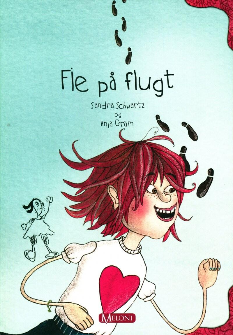 Fie På Flugt - Anja Gram - Bog