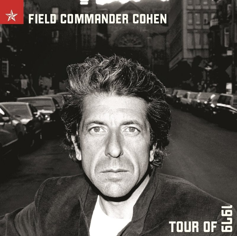 Image of   Leonard Cohen - Field Commander Cohen (tour Of 1979) - CD