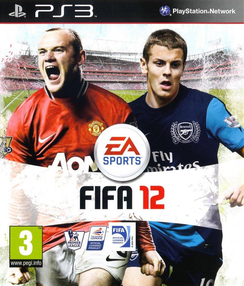 Fifa 12 Special Edition - Dk - PS3