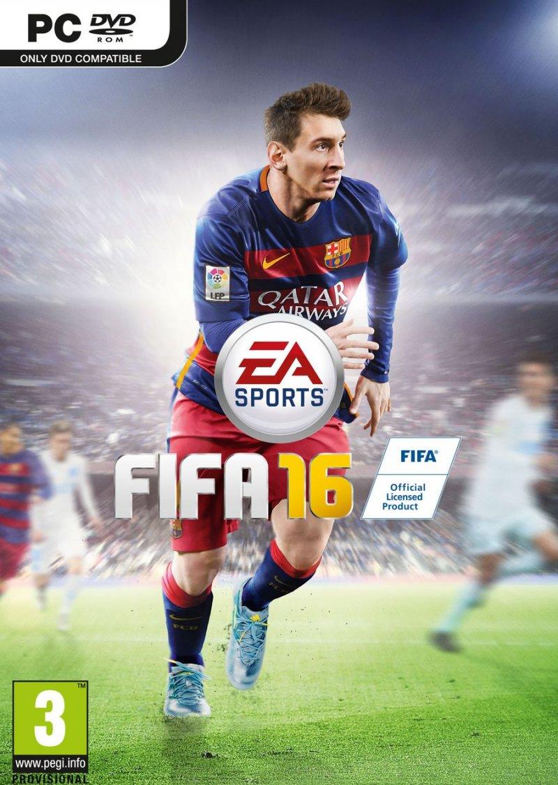 Fifa 16 / 2016 (nordic) - PC
