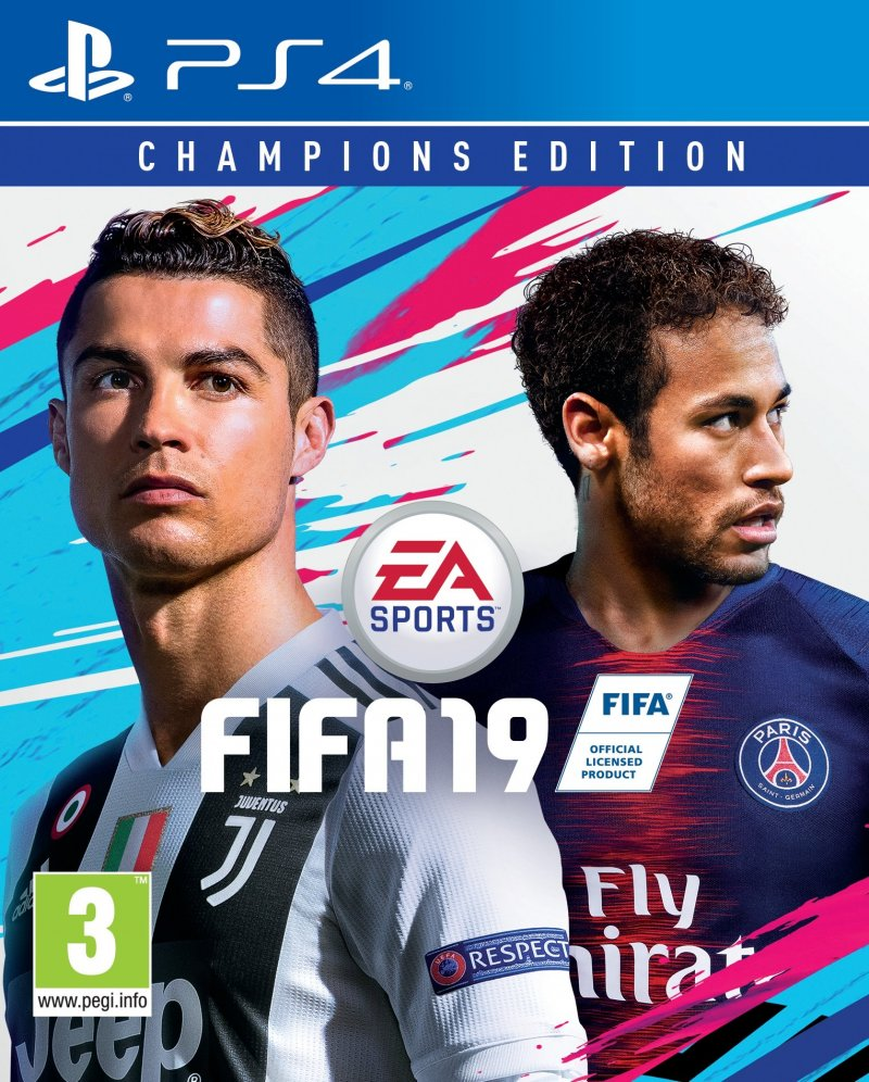 Image of   Fifa 19 - Champions Edition - PS4