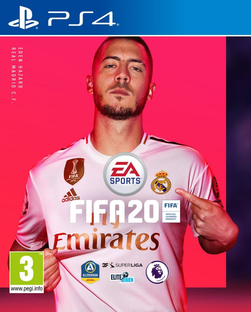 Image of   Fifa 20 - Nordisk - PS4