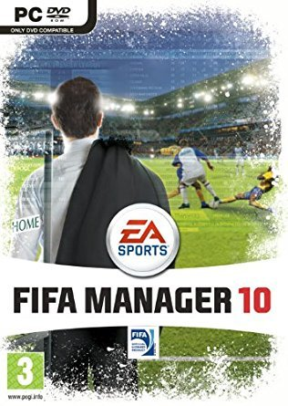 Image of   Fifa Manager 10 (nordic) - PC