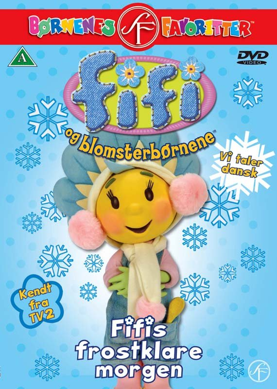 Image of   Fifi And The Flowertots / Fifi Og Blomsterbørnene - Fifis Frostklare Morgen - DVD - Film