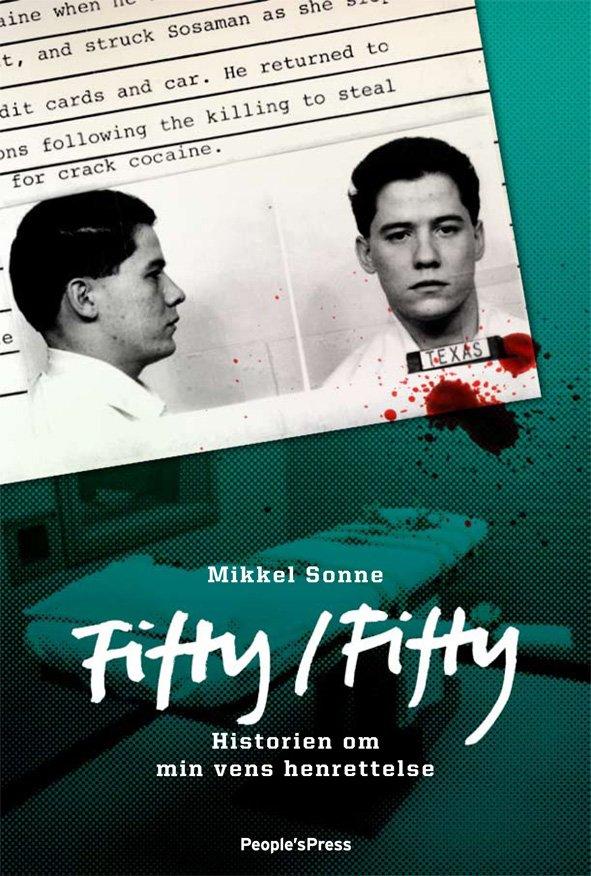 Image of   Fifty-fifty - Mikkel Sonne - Bog
