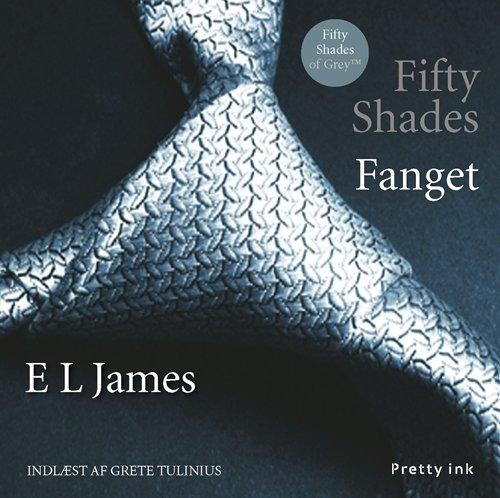 Image of   Fifty Shades - Fanget - E L James - Cd Lydbog