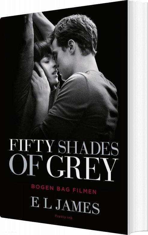 Fifty Shades Of Grey - E L James - Bog