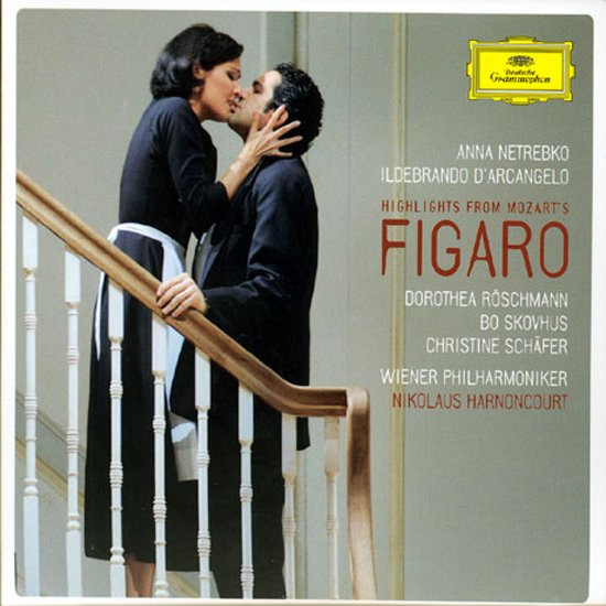 Image of   Figaro - Highlights From Mozarts - Digipak - CD