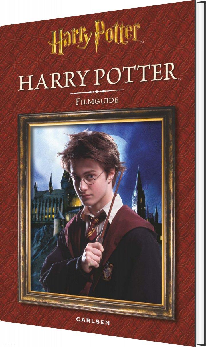 Rask Filmguide: Harry Potter Af Diverse → Køb bogen billigt her LK-42