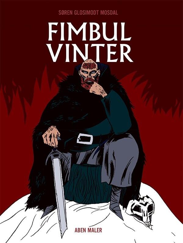 Image of   Fimbulvinter - Søren Glosimodt Mosdal - Tegneserie
