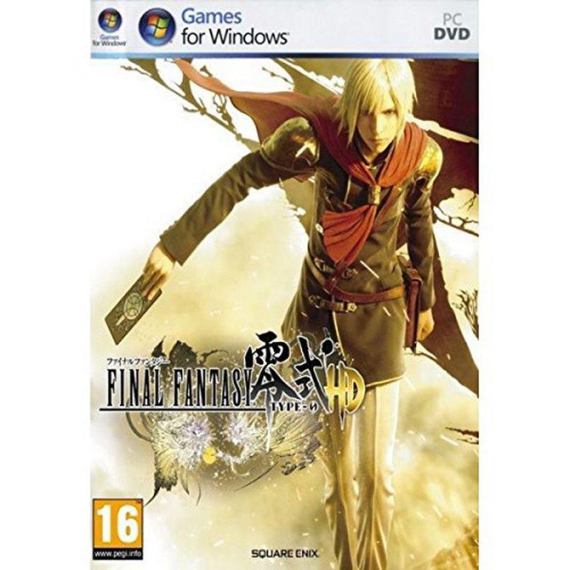 Image of   Final Fantasy Type-0 Hd - PC