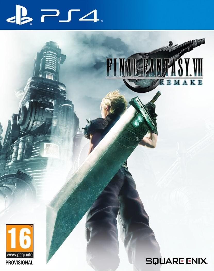 Image of   Final Fantasy Vii (7) - Remake - PS4
