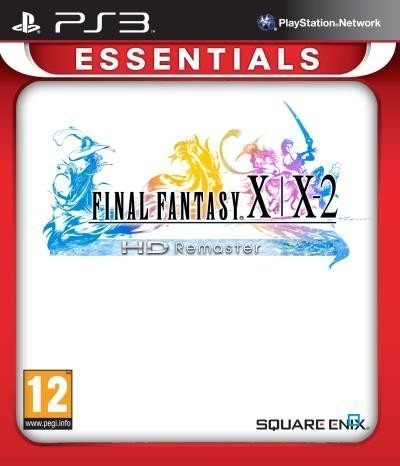 Image of   Final Fantasy X & X-2 Hd Remaster - Limited Edition - PS3