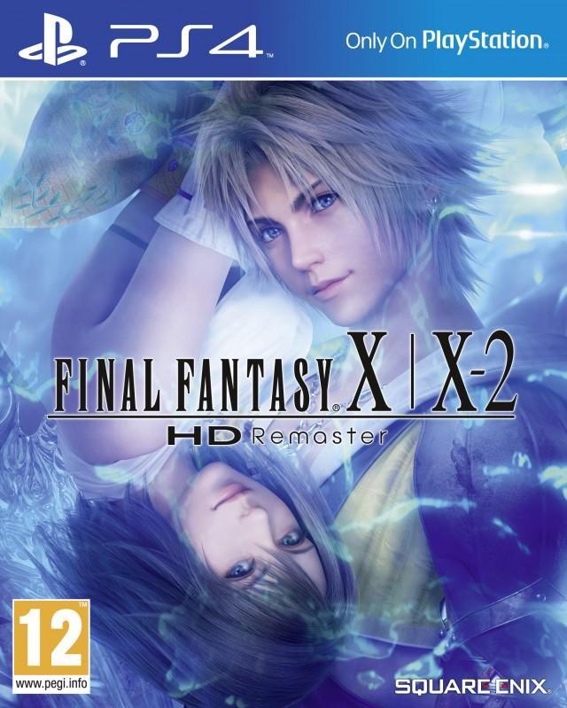 Final Fantasy X & X-2 Hd Remaster - PS4