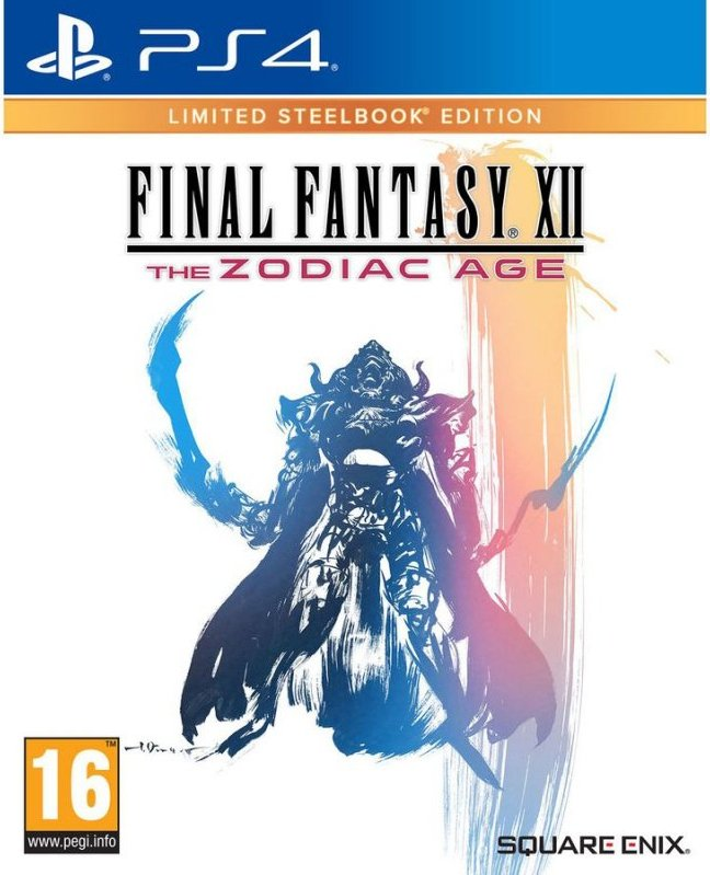 Image of   Final Fantasy Xii: The Zodiac Age - Limited Edition - PS4