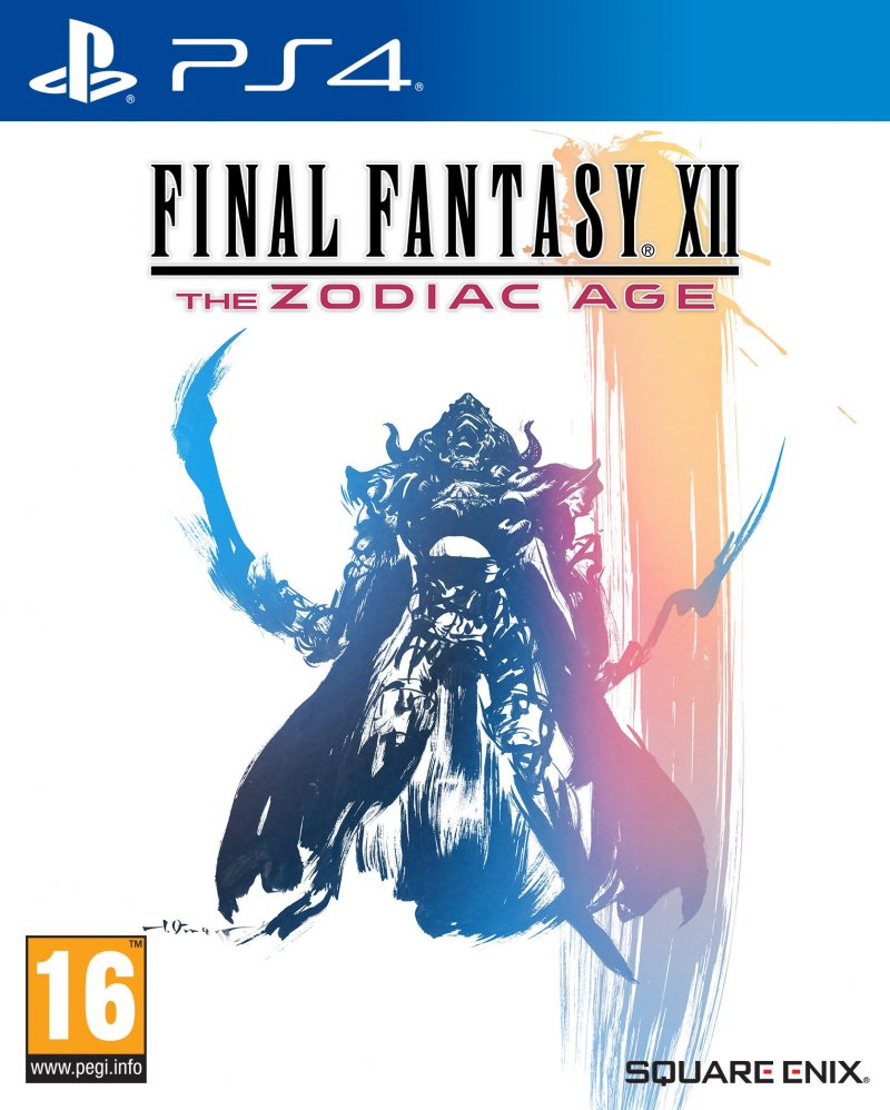 Image of   Final Fantasy Xii: The Zodiac Age - PS4