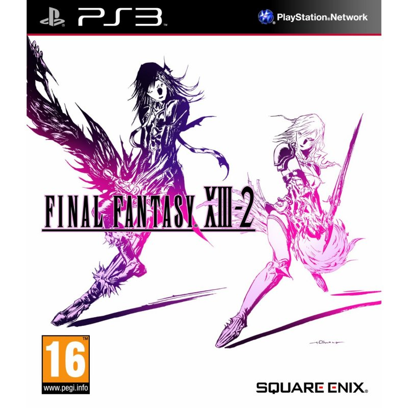 Final Fantasy Xiii-2 (13) (import) - PS3