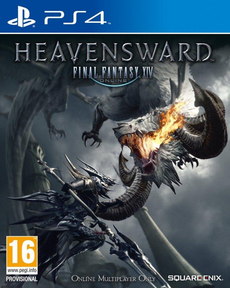 Image of   Final Fantasy Xiv: Heavensward - PS4