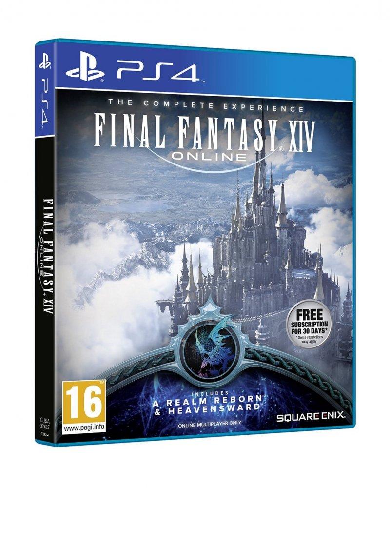 Image of   Final Fantasy Xiv: Heavensward + A Realm Reborn - PS4