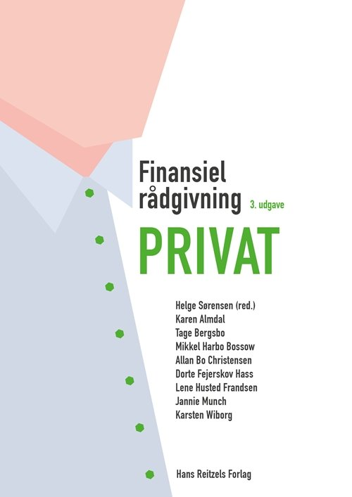 Image of   Finansiel Rådgivning - Privat - Karsten Wiborg - Bog