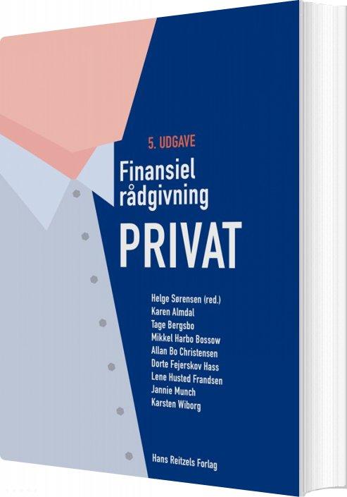 Finansiel Rådgivning - Privat - Helge Sørensen - Bog