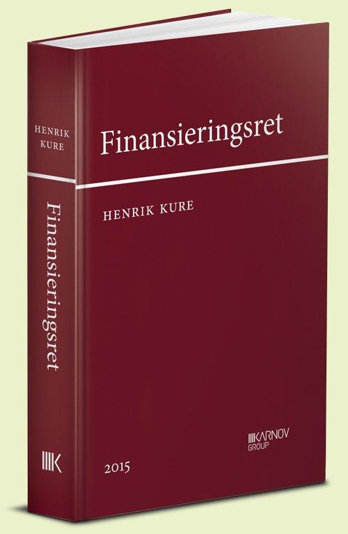 Image of   Finansieringsret - Henrik Kure - Bog