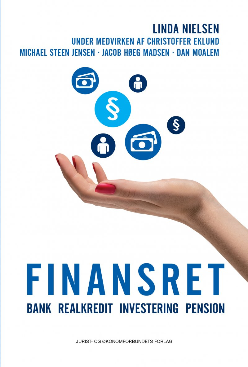 Image of   Finansret - Linda Nielsen - Bog