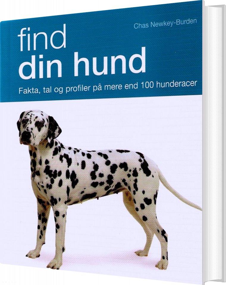 Billede af Find Din Hund - Chas Newkey-burden - Bog