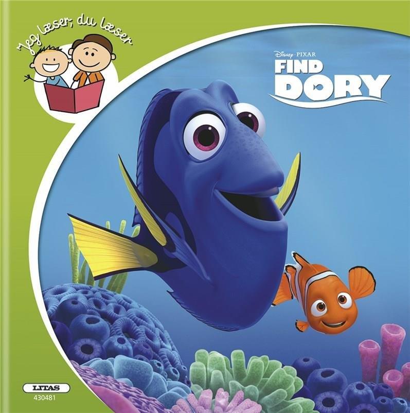 Image of   Find Dory - Bog