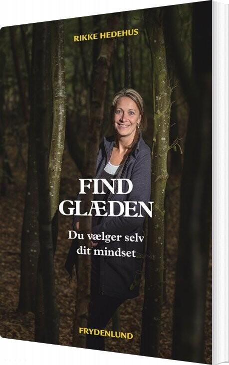 Find Glæden - Rikke Hedehus - Bog