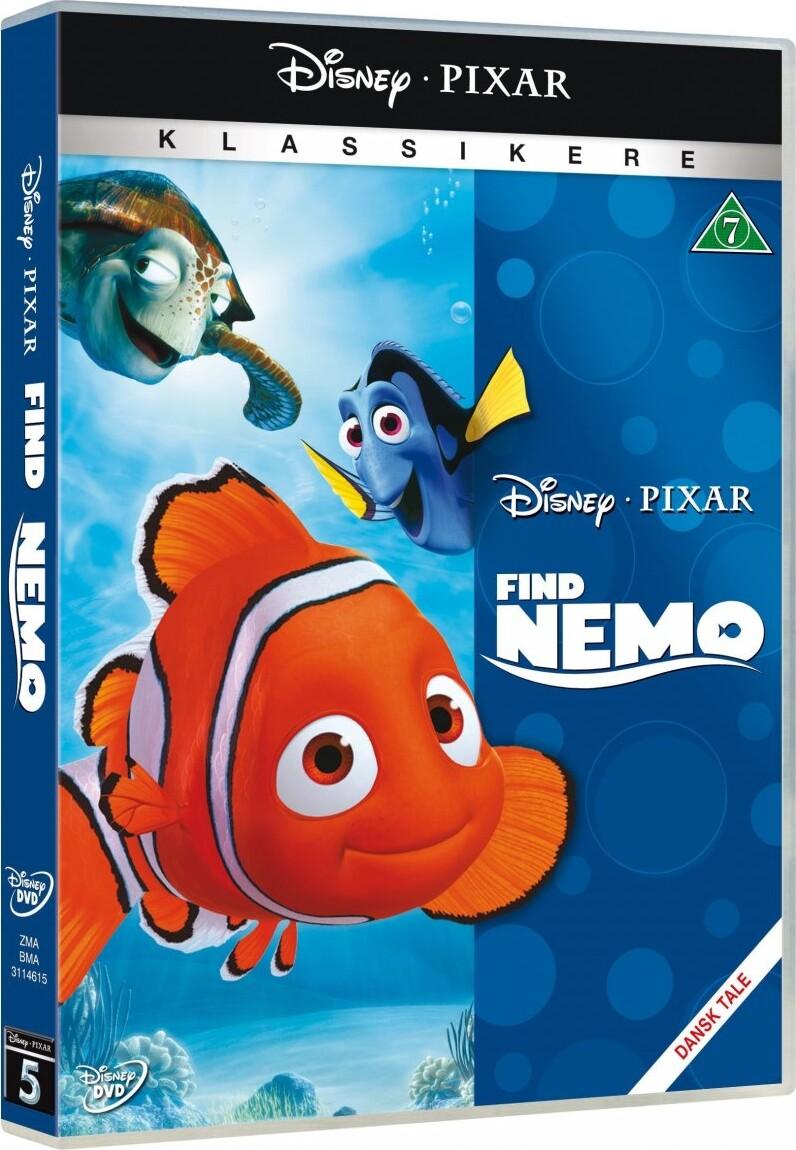 Billede af Find Nemo - Disney Pixar - DVD - Film