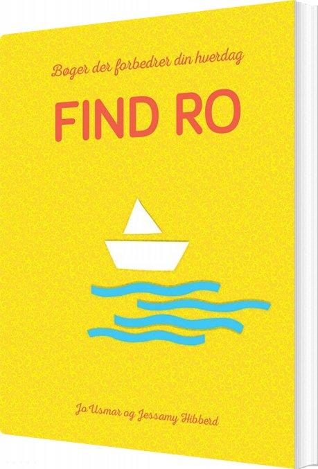 Find Ro - Jessamy Hibberd - Bog