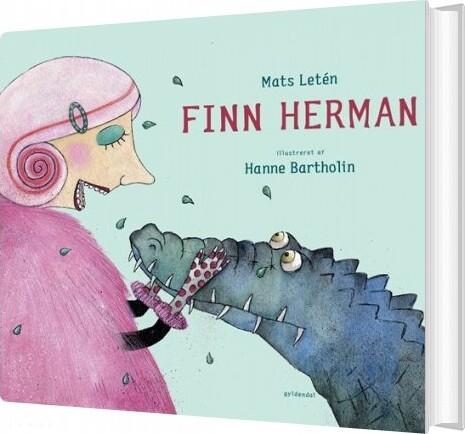 Image of   Finn Herman - Hanne Bartholin - Bog