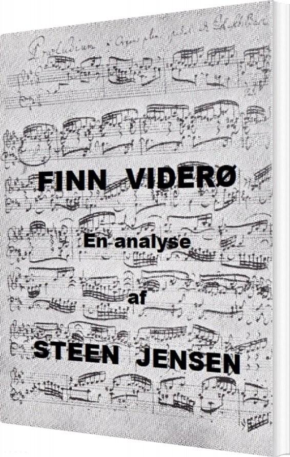 Image of   Finn Viderø - Steen Jensen - Bog