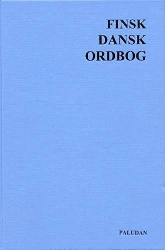 Image of   Finsk-dansk Ordbog - Reijo Pajuoja - Bog