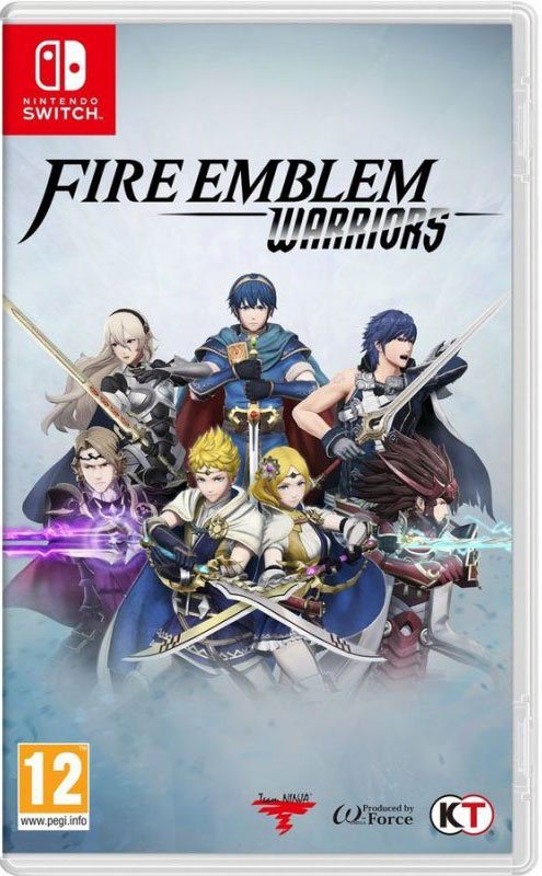 Image of   Fire Emblem Warriors - Nintendo Switch
