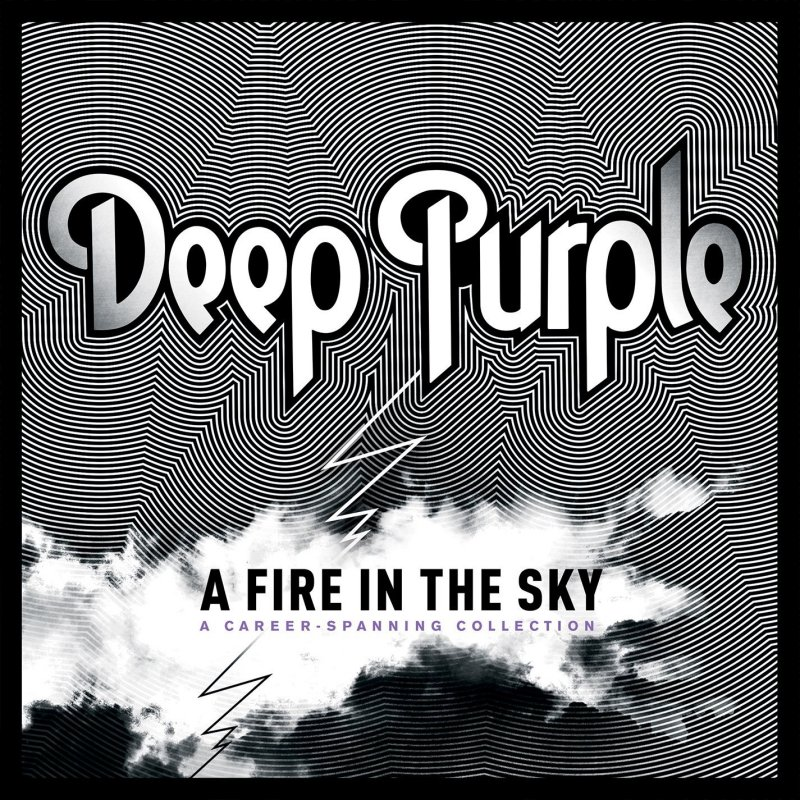 Deep Purple - A Fire In The Sky - A Career Spanning Collection - CD
