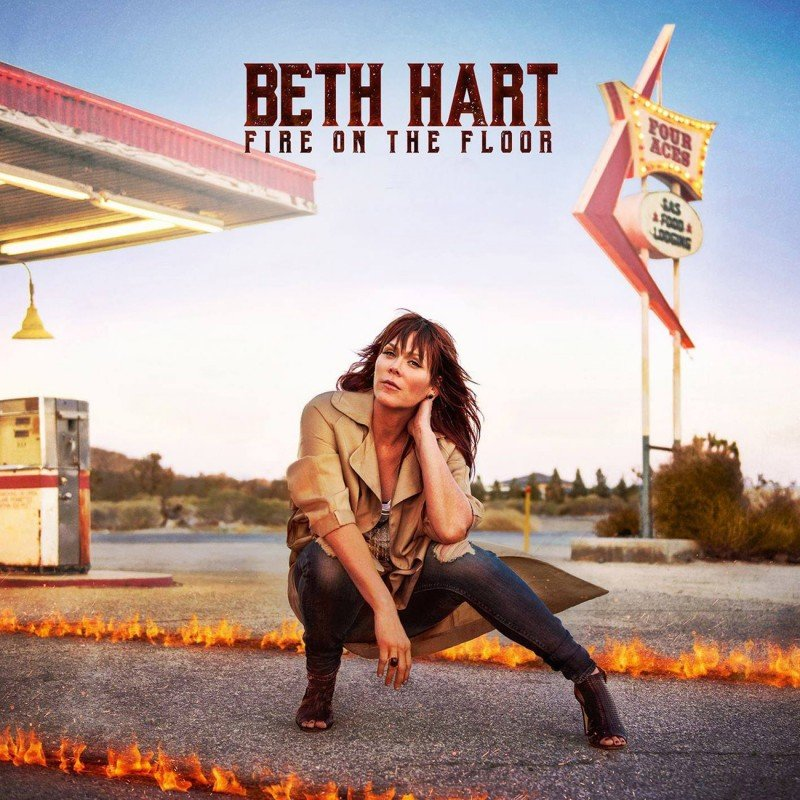 Image of   Beth Hart - Fire On The Floor - CD