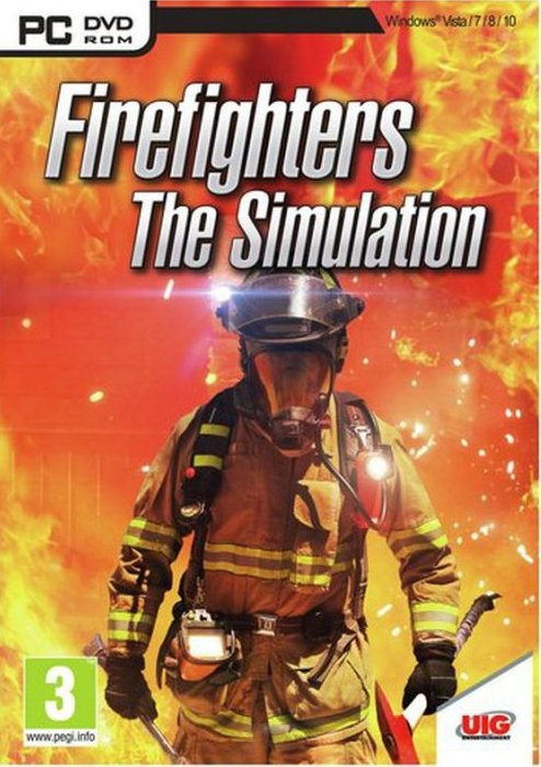 Image of   Firefighters - The Simulation - PC