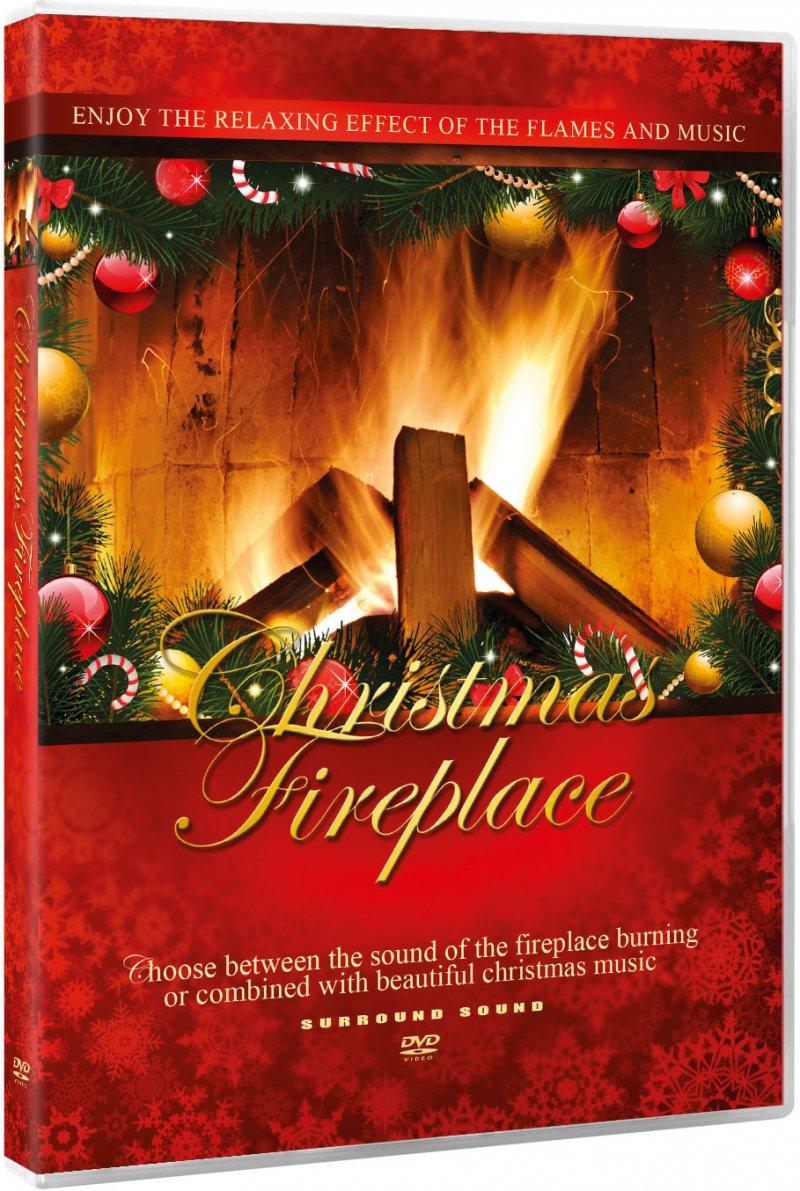 Image of   Fireplace / Hyggepejs - Juleudgave - DVD - Film