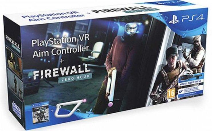 Firewall Zero Hour - Vr - Aim Controller Bundle - PS4