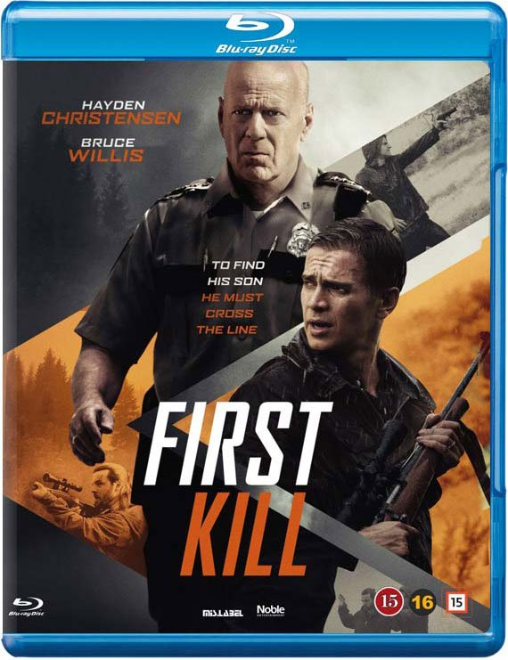 Image of   First Kill - Blu-Ray