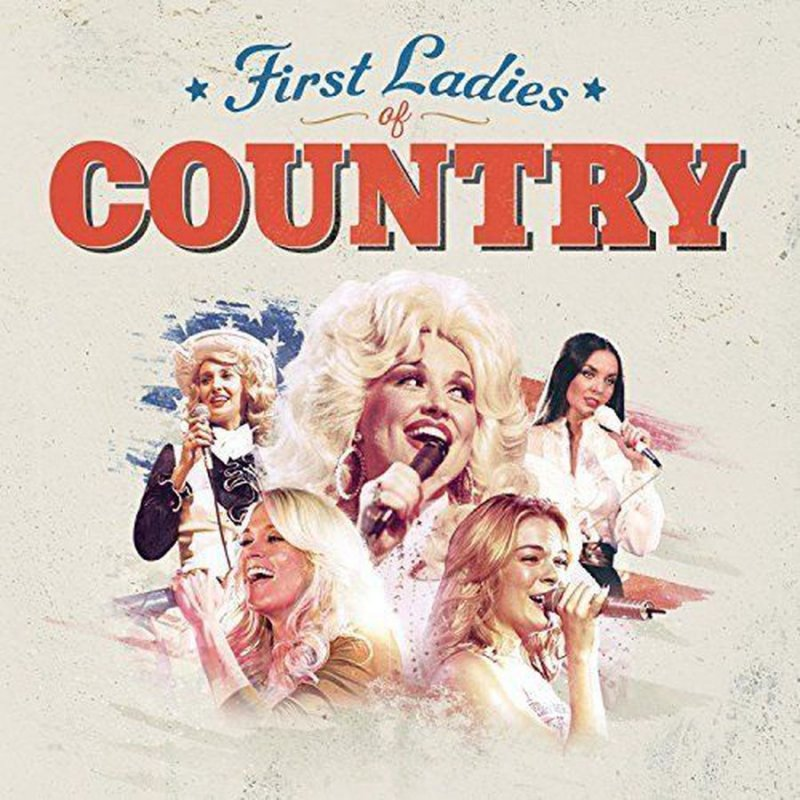 Image of   First Ladies Of Country - CD