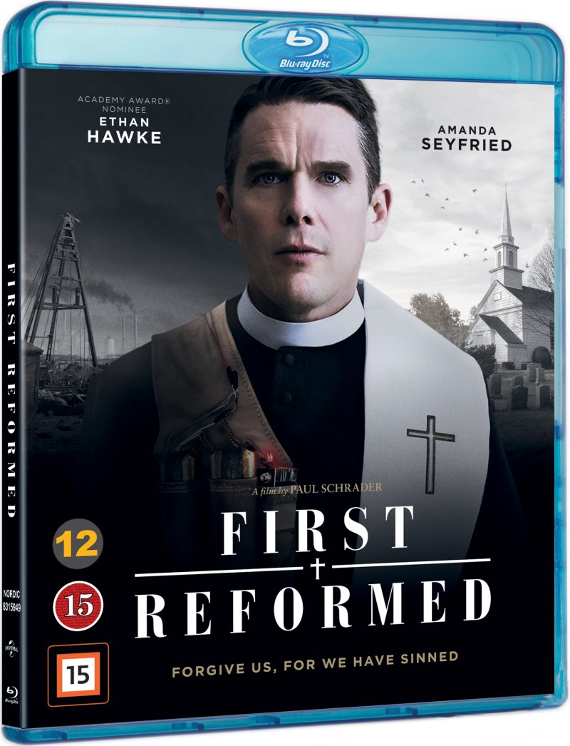 Image of   First Reformed - Ethan Hawke - 2017 - Blu-Ray