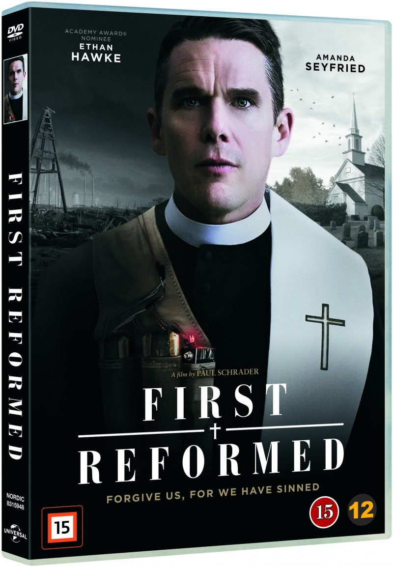 Image of   First Reformed - Ethan Hawke - 2017 - DVD - Film