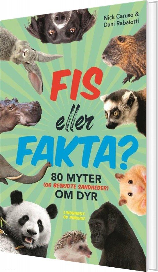 Image of   Fis Eller Fakta - Dani Rabaiotti - Bog
