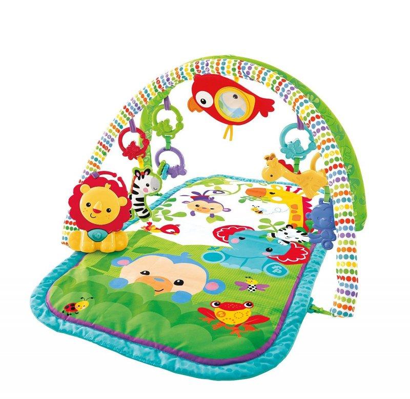Efterstræbte Fisher Price Aktivitetstæppe / Legetæppe Til Baby - 3 In 1 HT-16