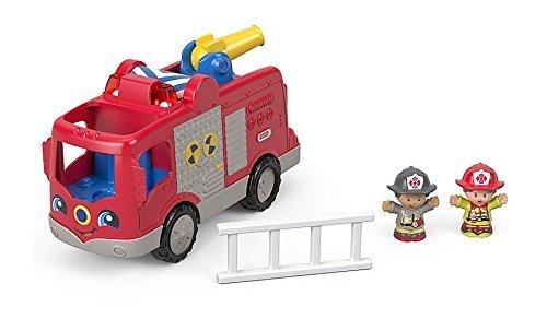 skal vi lege brandbil