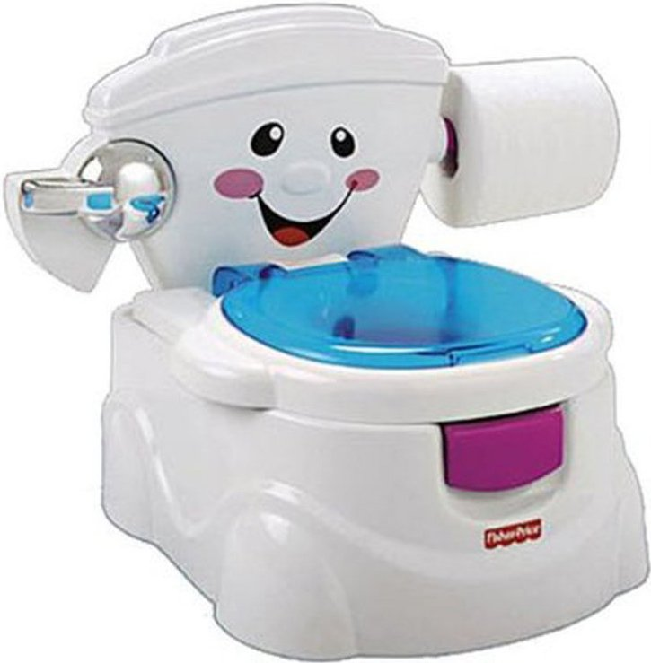 Image of   Fisher Price Potte Med Musik - My Potty Friend