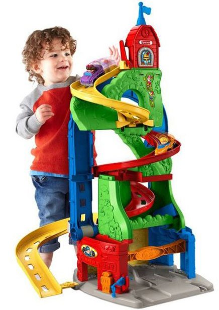 Fisher Price Skyway Bilbane